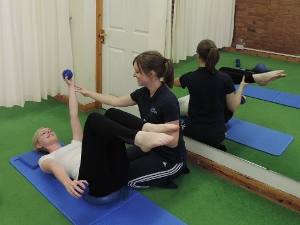 Pilates Tuition